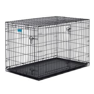 Клетка для животных Midwest Life Stages, размер 5, размер 122х76х84см., черный