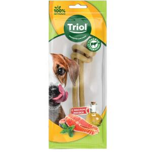 Лакомства для собак Triol, 35 г, сыромятная кожа