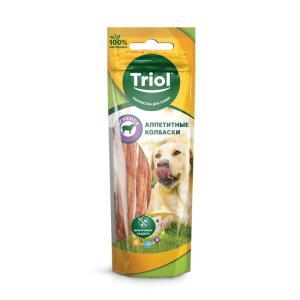 Лакомство для собак Triol, 40 г, ягненок
