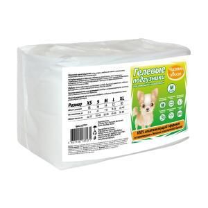 Подгузники для собак Чистый Хвост, размер  M, 14 шт.
