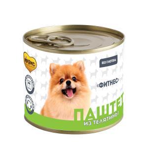 Корм для собак Мнямс Фитнес, 200 г, телятина