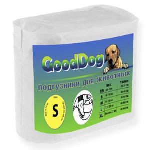 Подгузники для собак GoodDog S