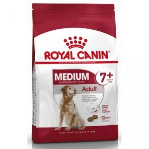 Корм для собак Royal Canin MEDIUM Adult 7+, 4 кг