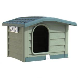 Будка для собак BAMA PET Bungalow L, размер 101х94х77см.