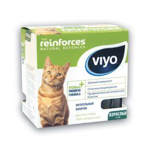 Витамины для кошек Viyo, 30 г, 7 шт.