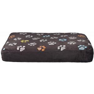 Лежак для собак Trixie Jimmy M, размер 80х55см., серый