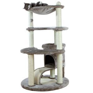 Домик для кошек Trixie Patricia, размер 93х79х140см., серый