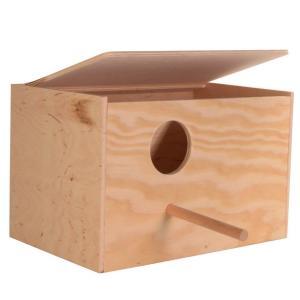 Скворечник Trixie Nesting Box M, размер 30x20x20см.