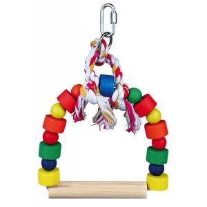 Качели для птиц Trixie Arch Swing, размер 13х19см.