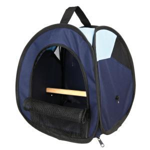 Переноска для птиц Trixie Transport Bag, размер 27x32x27см., темно-синий/голубой