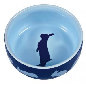 Миска для грызунов Trixie Ceramic Bowl, 250 мл, размер 11см., цвета в ассортименте