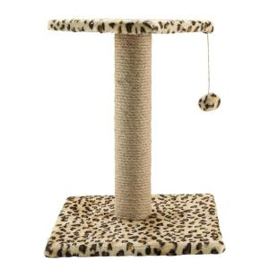 Когтеточка для кошек Гамма Щг-16500, размер 36х36х45см., бежевый