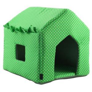 Домик для собак и кошек Гамма Дг-06721, размер 36х40х38см., цвета в ассортименте