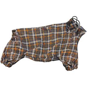 Комбинезон-дождевик для собак Гамма Стаффордширский терьер, размер 46х45х26см., цвета в ассортименте