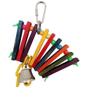 Игрушка для птиц Triol BR57, размер 15.5х12см., цвета в ассортименте