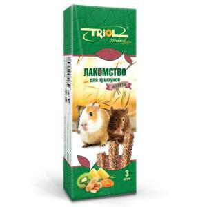 Корм для грызунов Triol Standard, фрукты, овощи, орехи, злаки, семена