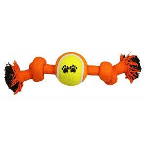 Игрушка для собак Triol, 110 г, размер 6.5х24см., цвета в ассортименте
