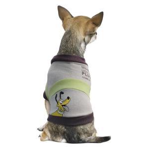 Толстовка для собак Triol Pluto College L L, размер 35см., серо-зеленый