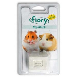Био-камень для грызунов Fiory Big-Block, 63 г