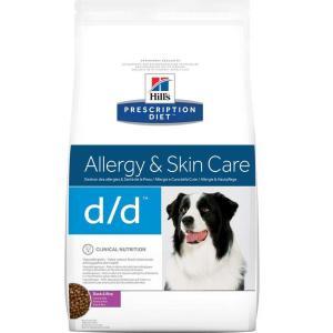 Корм для собак Hill's диета D/D, 12 кг, утка и рис