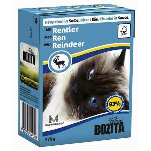 Корм для кошек Bozita Reindeer, 370 г, олень