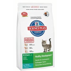 Корм для котят Hill's Science Plan Kitten, 2 кг, тунец