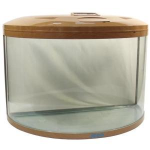 Аквариум для рыб Jebo 760R, 62 л, размер 60.5х30х54.5см., светлое дерево