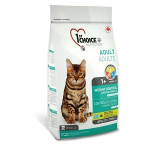 Корм для кошек 1st Choice Weight Control, 5.44 кг