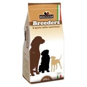 Корм для собак MEGLIUM Sport Gold Breeders, 20 кг, курица с говядиной