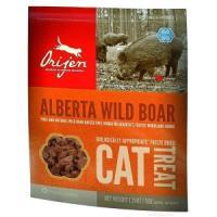 Фотография товара Лакомство для кошек Orijen Alberta Wild Boar Freeze Dried Treat Cat, 35 г, дикий кабан