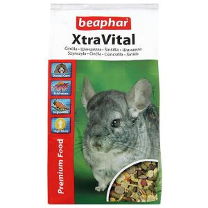 Корм для шиншил Beaphar XtraVital, 1 кг