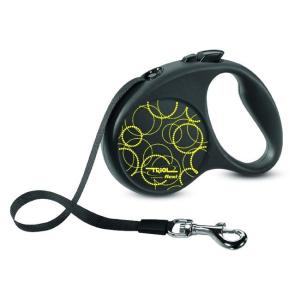 Поводок-рулетка для собак Triol by Flexi Fun Neon S