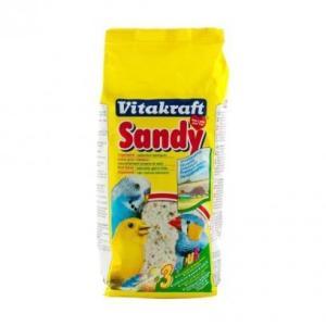 Песок для птиц Vitakraft SANDY, 2.5 кг