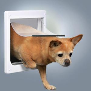 Дверца для собак Trixie, размер 20х21см.