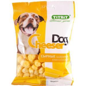 Лакомство для собак TitBit CheeserDog