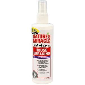 Спрей для приучения к туалету 8 in 1 Natures Miracle House Breaking