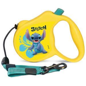 Поводок-рулетка для собак Triol Disney Stitch M, размер 15х2.8х11.5см.