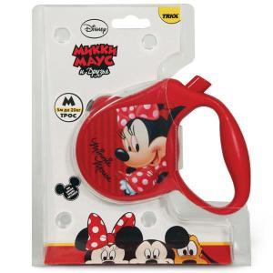 Поводок-рулетка для собак Triol Disney Minnie M, размер 15х2.8х11.5см.