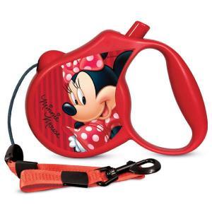 Поводок-рулетка для собак Triol Disney Minnie S, размер 13.5х2.5х10см.