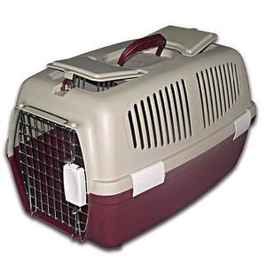 Переноска для собак и кошек Triol FS-03, размер 3, размер 62х39х38см., цвета в ассортименте