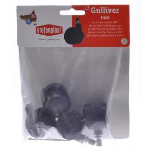 Колеса для переносок Stefanplast Gulliver Set