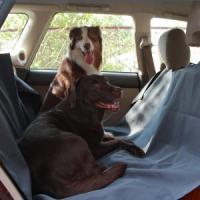 Фотография товара Автогамак для собак Osso Fashion Car, размер 145х150см.