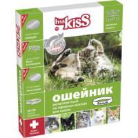 Фотография товара Ошейник для кошек от блох и клещей Ms. Kiss