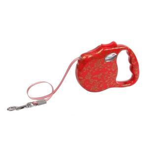Поводок-рулетка для собак Freego Клеопатра