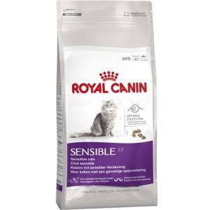 Корм для кошек Royal Canin Sensible 33, 15 кг