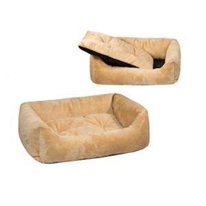Лежак для крупных собак Дарэлл Zoo-M-LION, размер 103х75х27см.