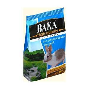 Корм для кроликов Вака High Quality, 500 г