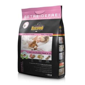 Корм для собак Belcando Finest Grain-Free, 4 кг, ягненок