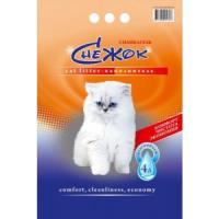 Фотография товара Наполнитель для кошачьего туалета Снежок, 2.5 кг