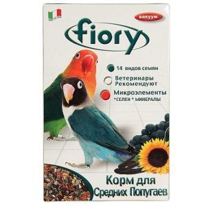 Корм для попугаев Fiory, 800 г